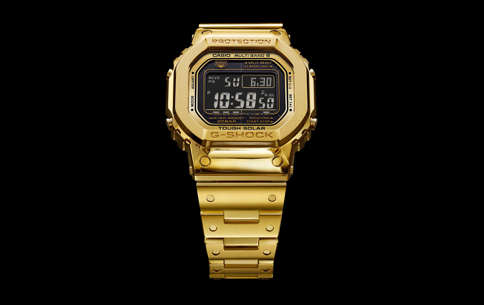 Introducing The 70 000 G Shock Limited Edition In 18k