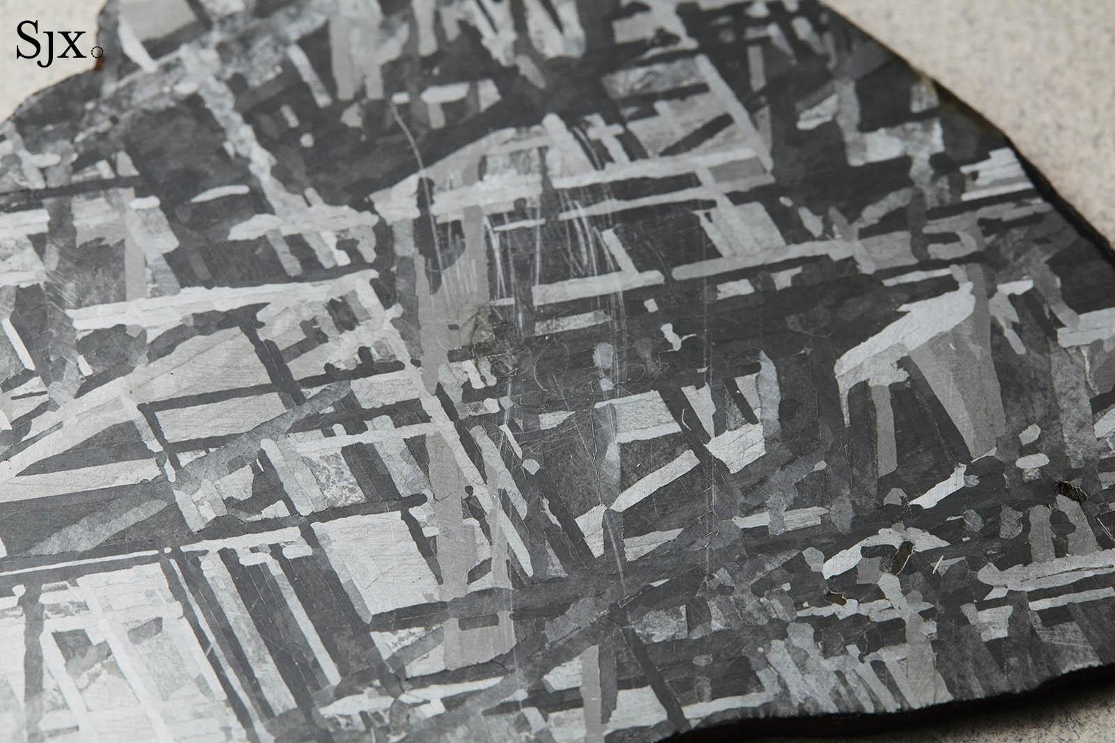 Romain Gauthier Prestige HMS Stainless Steel Meteorite