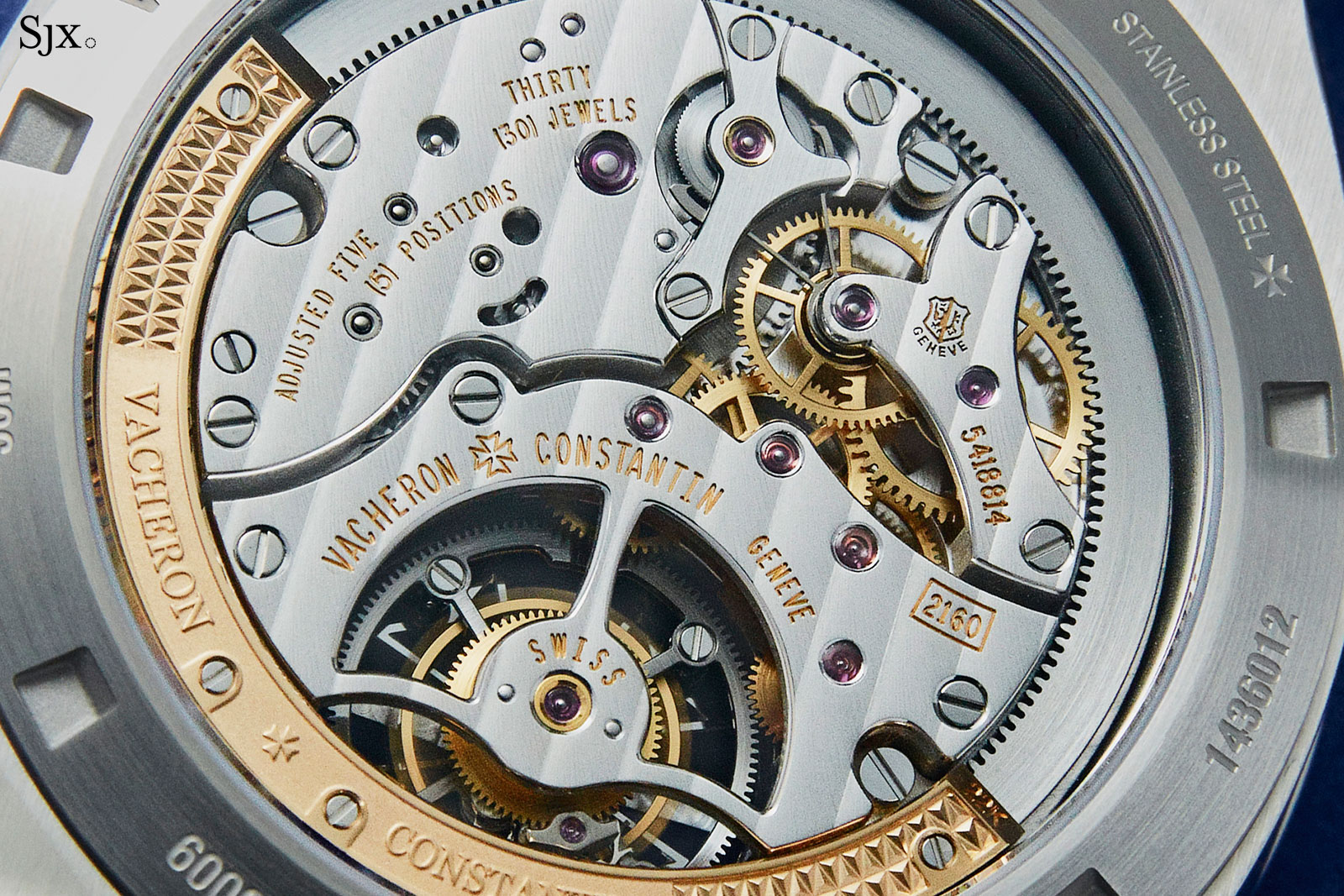 Vacheron Constantin Overseas Tourbillon steel 3