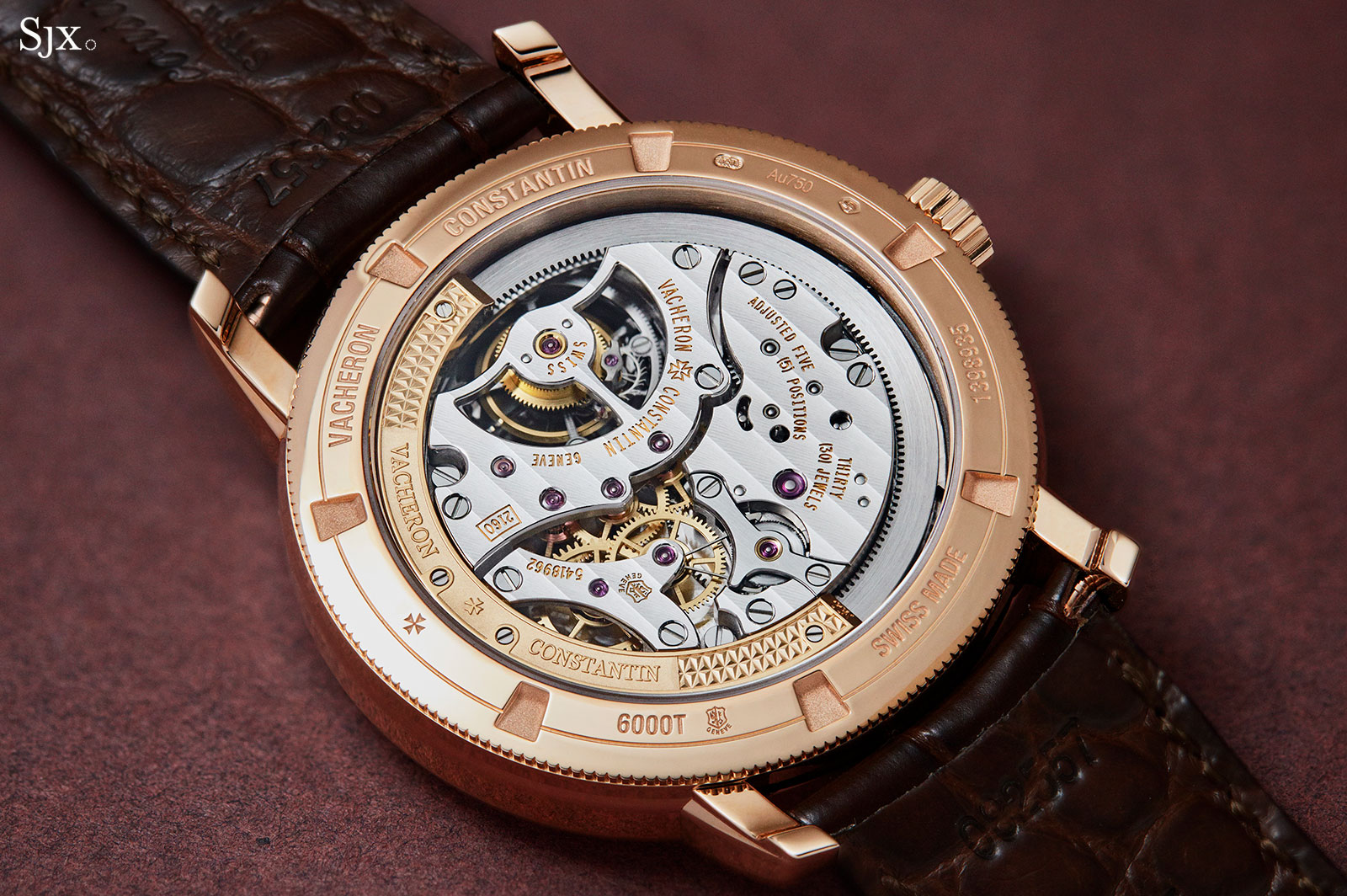 Vacheron Constantin Traditionnelle tourbillon automatic 11