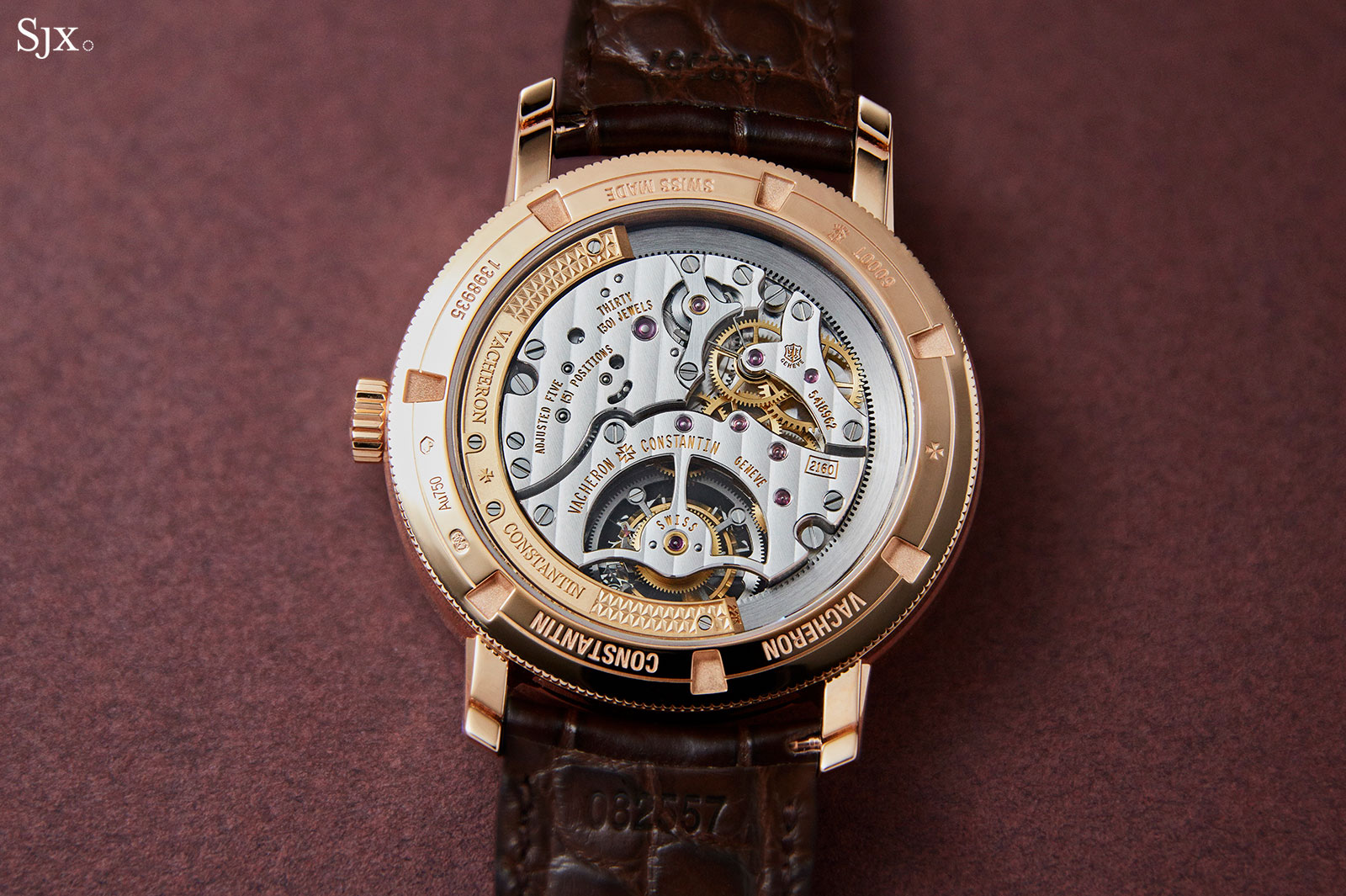 Vacheron Constantin Traditionnelle tourbillon automatic 2