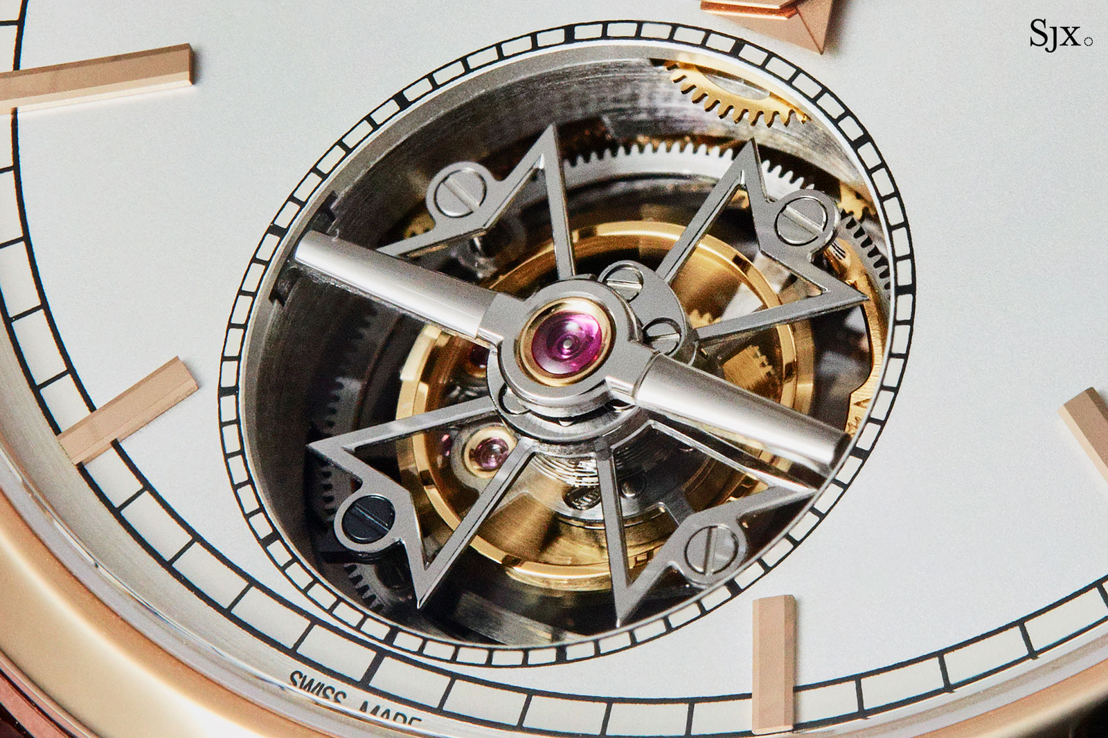 Vacheron Constantin Traditionnelle tourbillon automatic 3