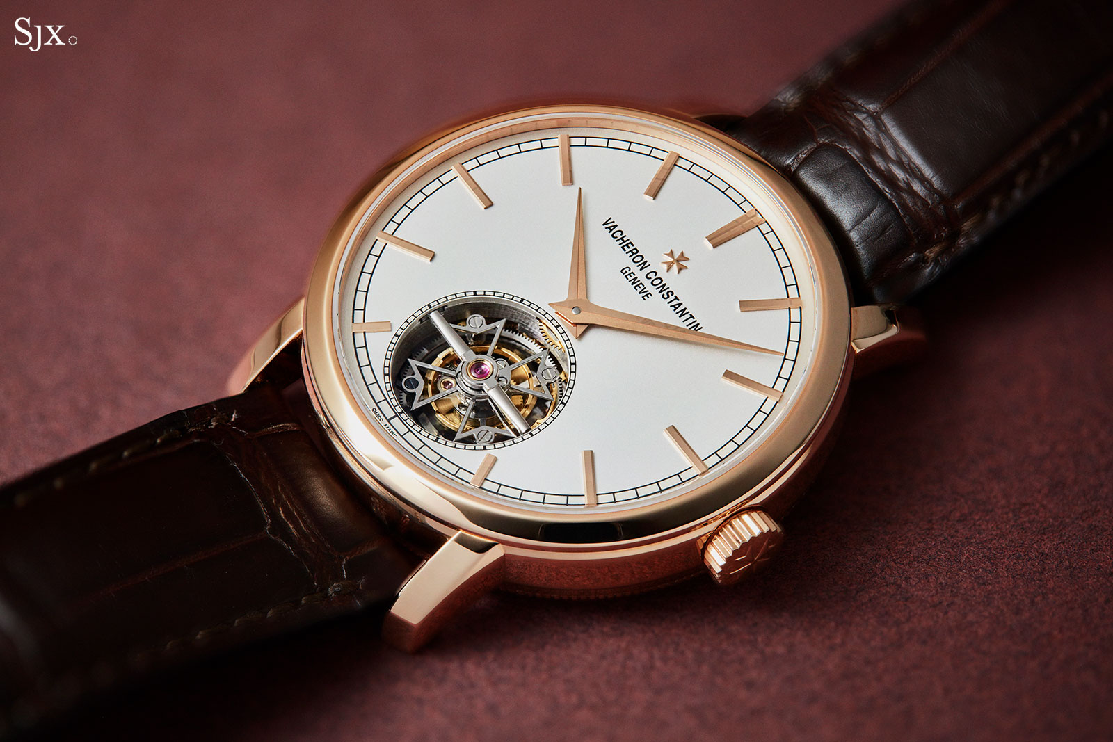 Vacheron Constantin Traditionnelle tourbillon automatic 4