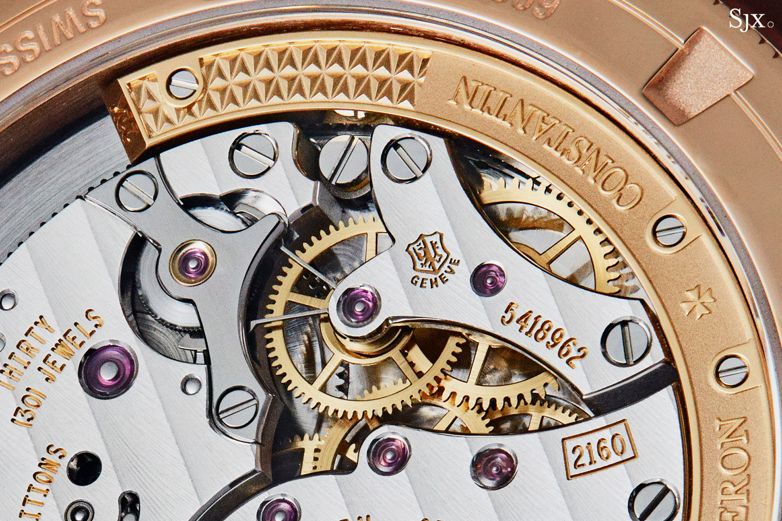 Vacheron Constantin Traditionnelle tourbillon automatic 7