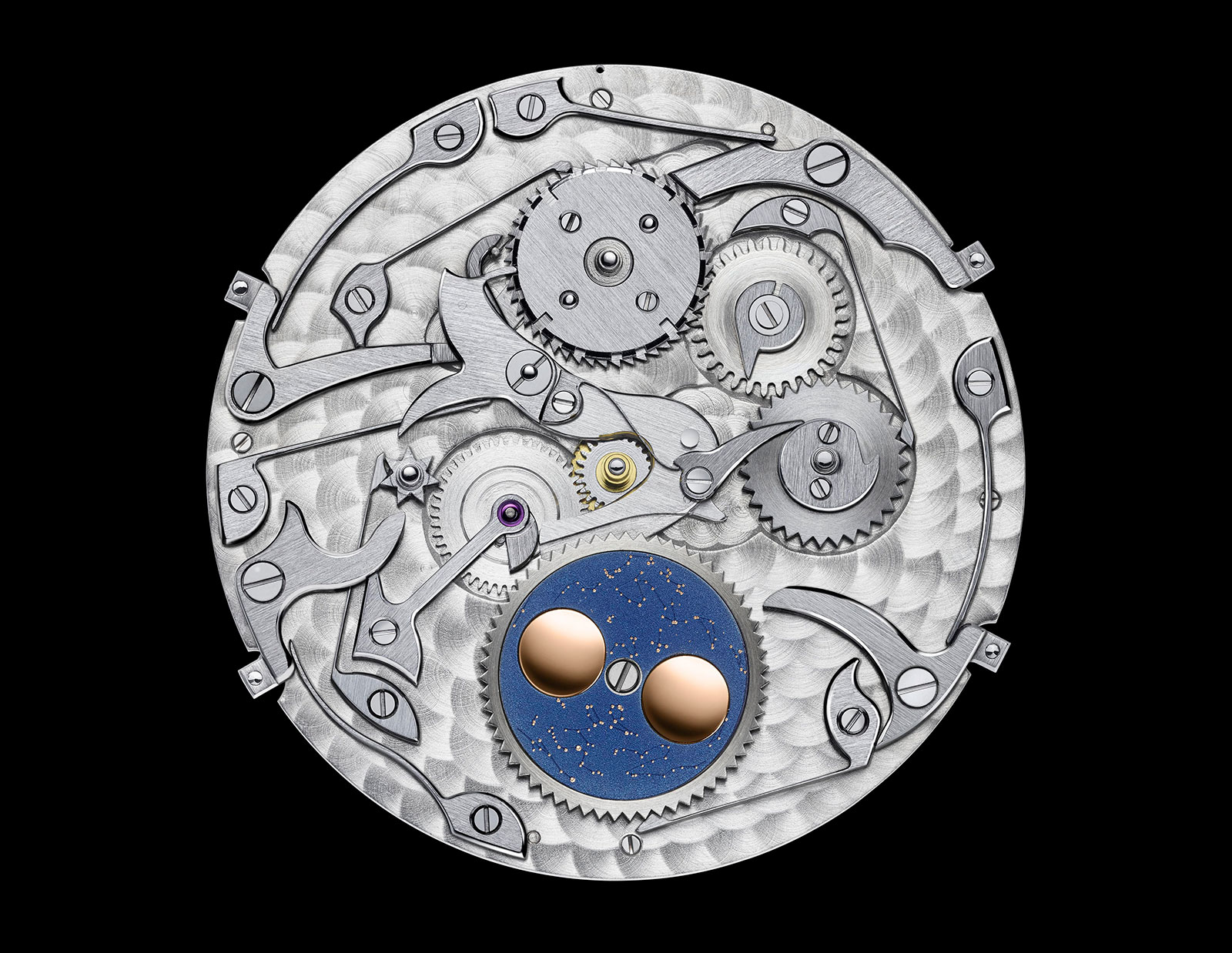 Vacheron Constantin perpetual 1120QP movement