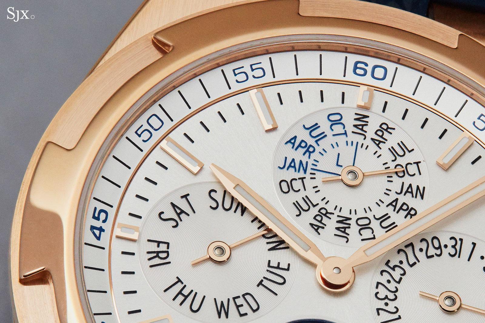 Vacheron Overseas Perpetual Calendar pink gold 3