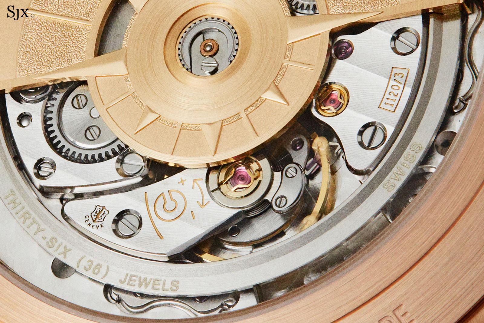 Vacheron Overseas Perpetual Calendar pink gold 5