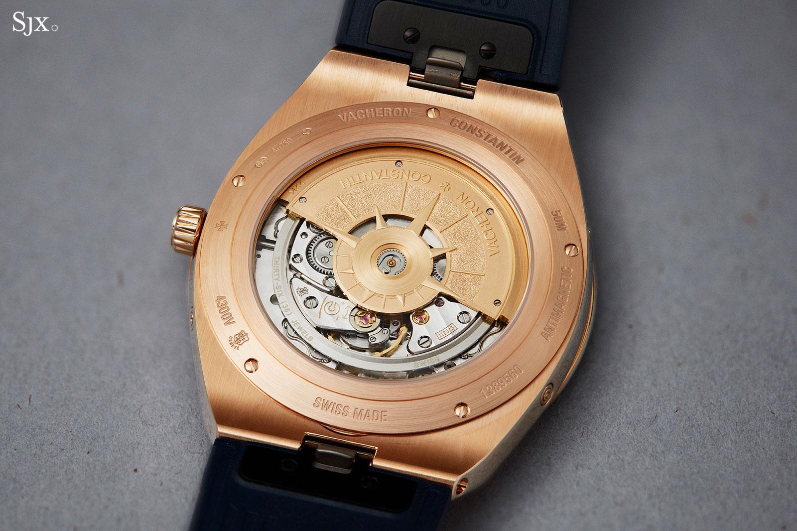 Vacheron Overseas Perpetual Calendar pink gold 6