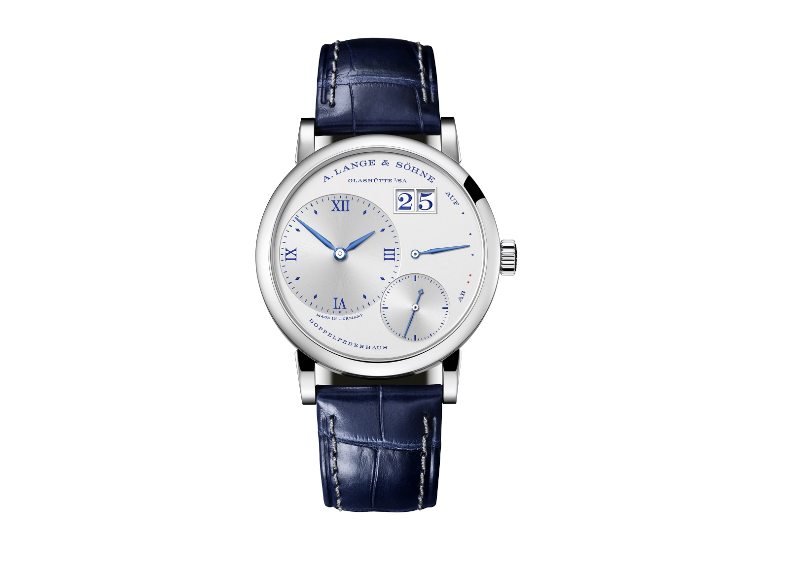 A Lange & Sohne Little Lange 25th Anniversary FRONT