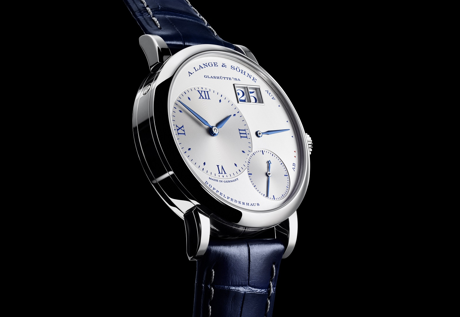 A Lange & Sohne Little Lange 25th Anniversary SIDE