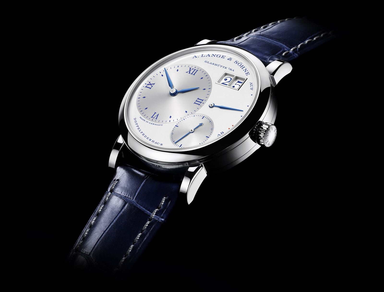 A Lange & Sohne Little Lange 25th Anniversary