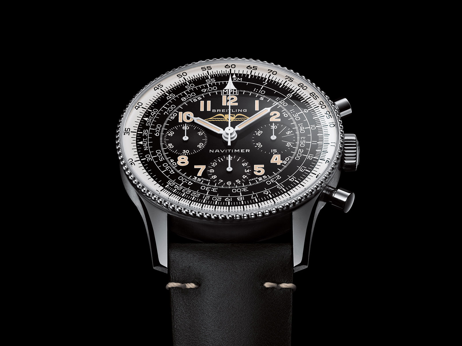 Breitling Navitimer Ref. 806 1959 Re-Edition 3