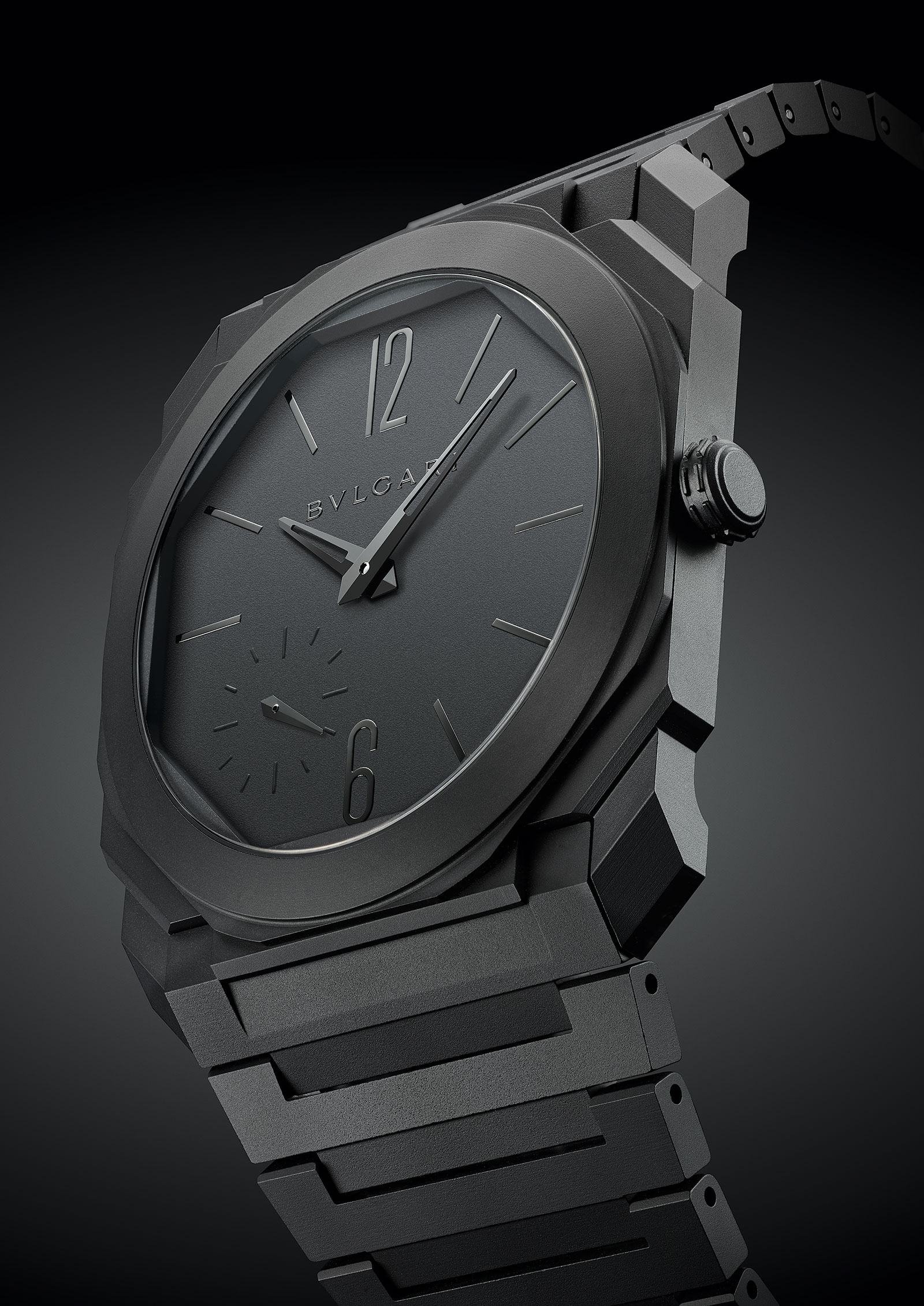 Bulgari Octo Finissimo Automatic Ceramic black 1