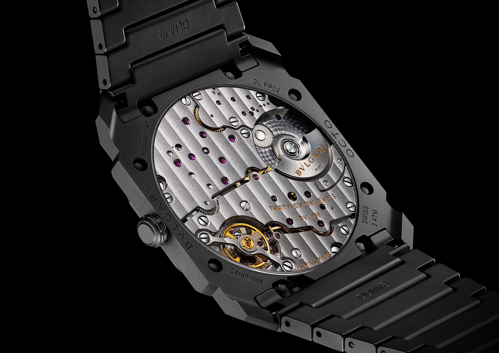 Bulgari Octo Finissimo Automatic Ceramic black 3