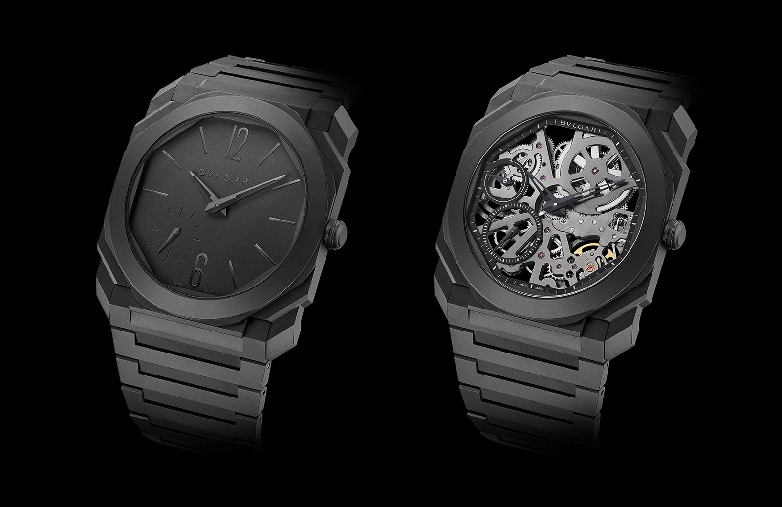 Bulgari Octo Finissimo Ceramic black