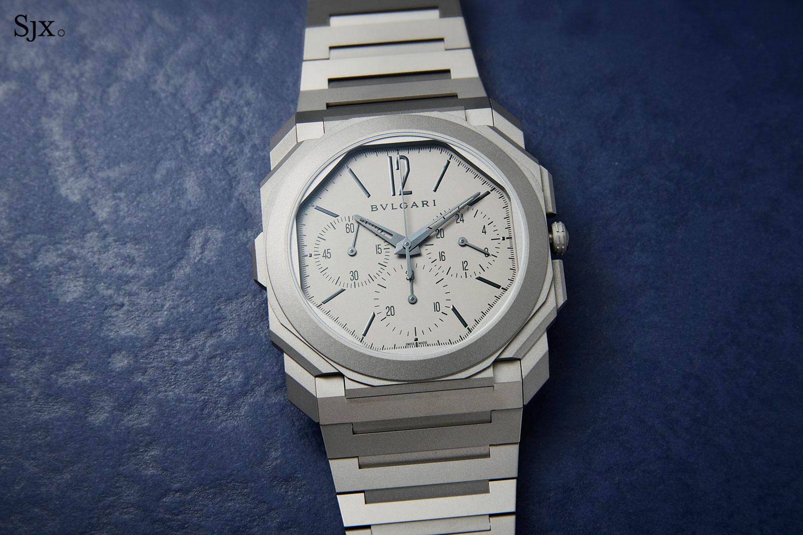 Bulgari Octo Finissimo Chronograph GMT Automatic 1