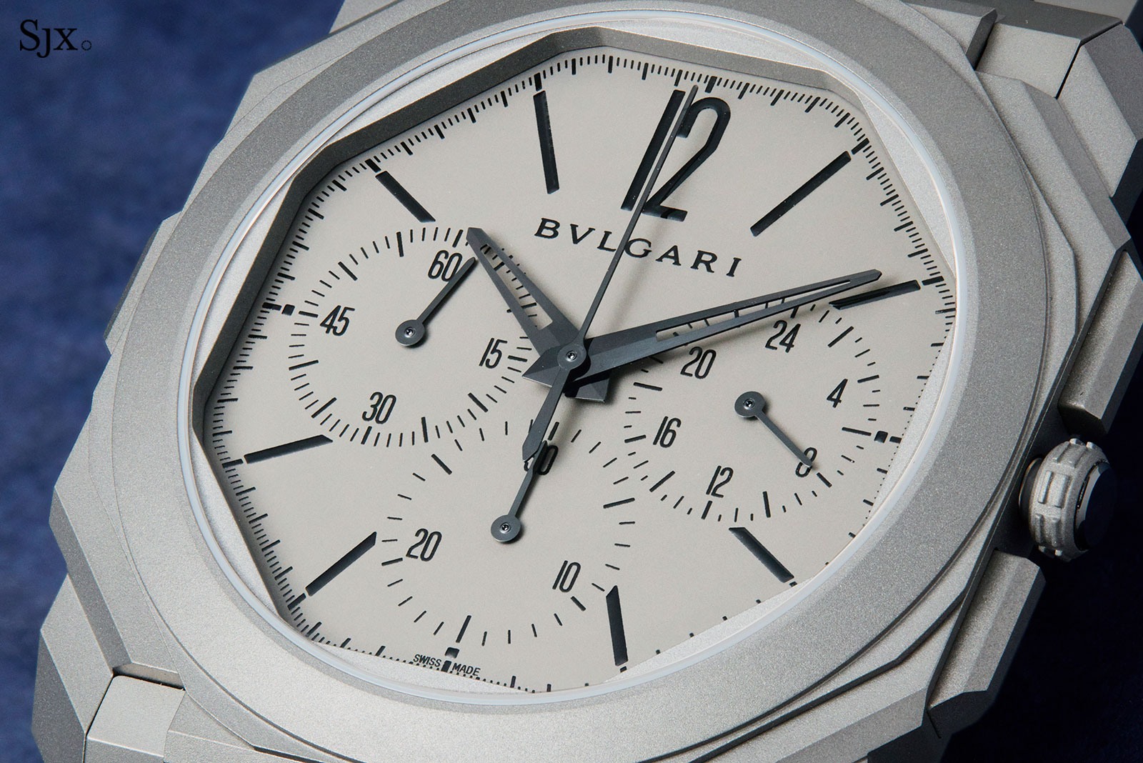 Bulgari Octo Finissimo Chronograph GMT Automatic 10