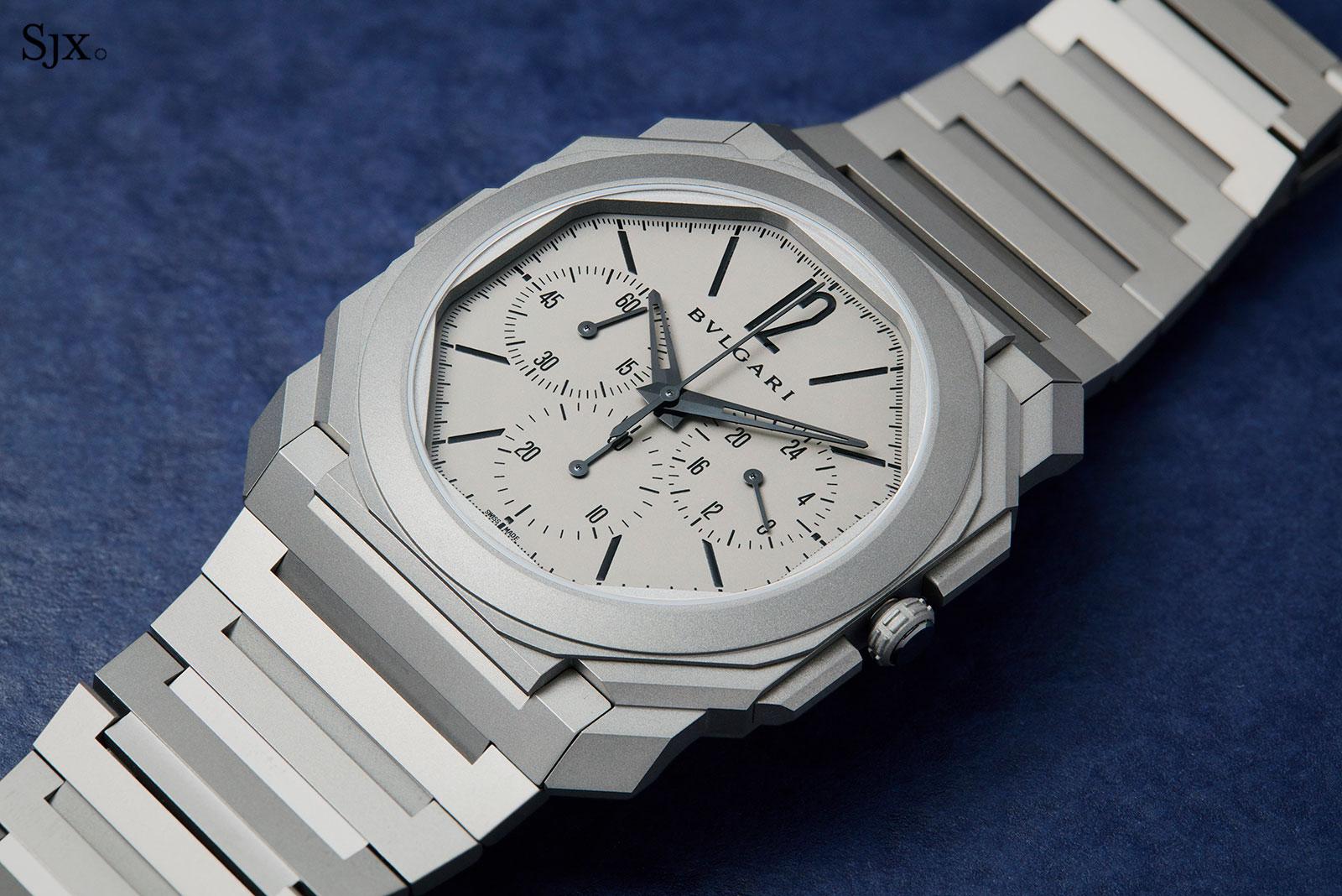 Bulgari Octo Finissimo Chronograph GMT Automatic 3