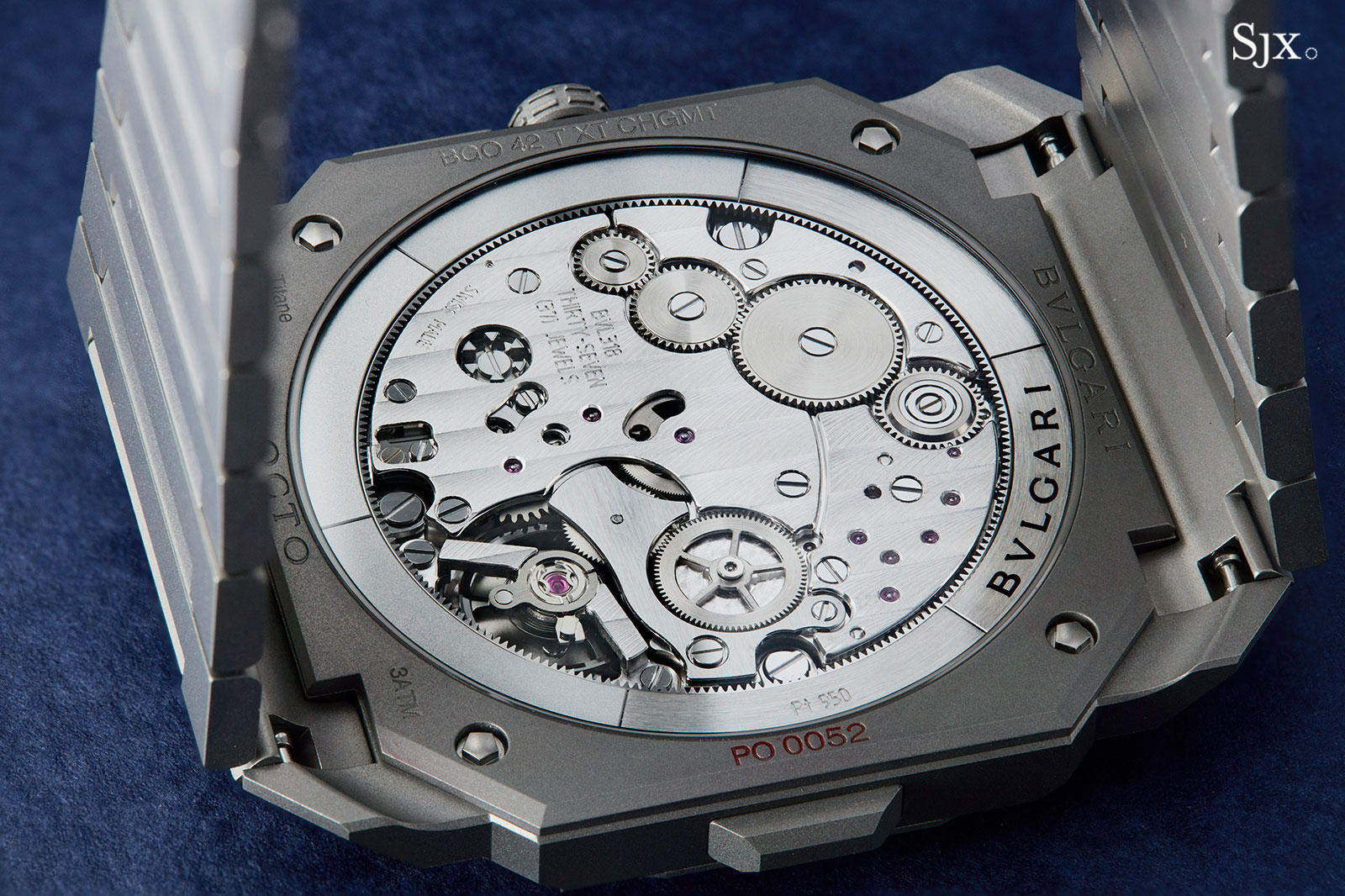 Bulgari Octo Finissimo Chronograph GMT Automatic 7