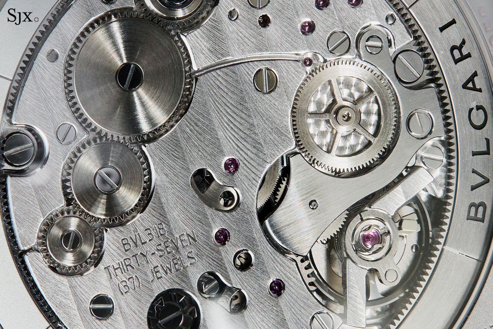 Bulgari Octo Finissimo Chronograph GMT Automatic 8