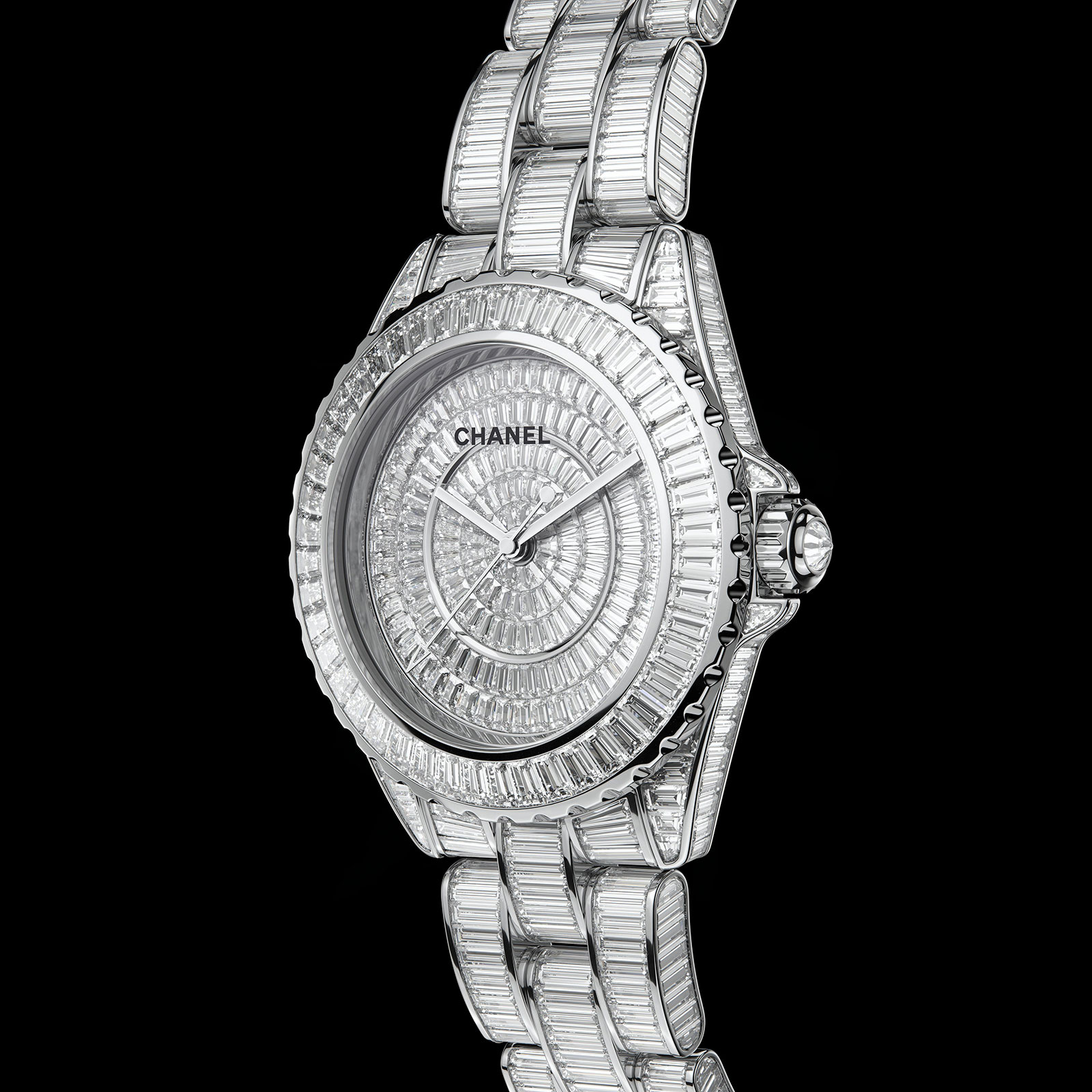 Chanel J12 High Jewellery Unique Piece H6051