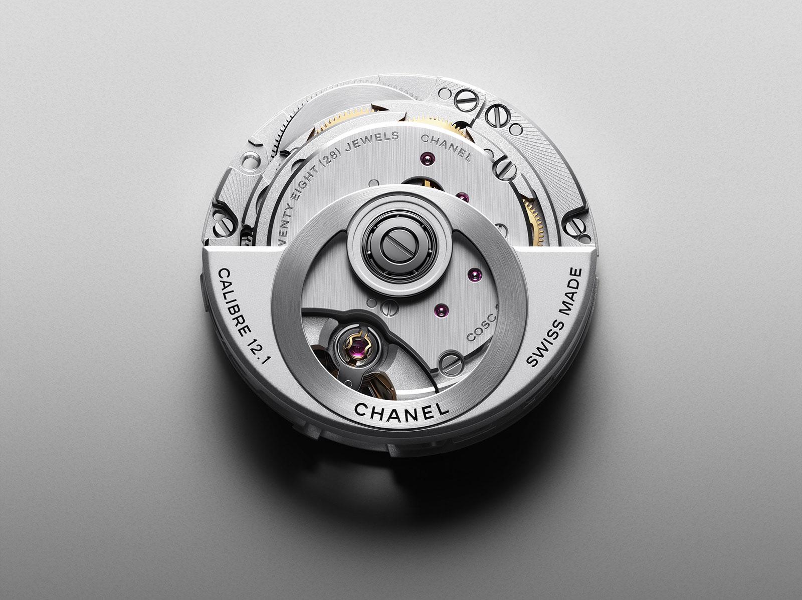Chanel J12 calibre 12.1 Kenissi 1