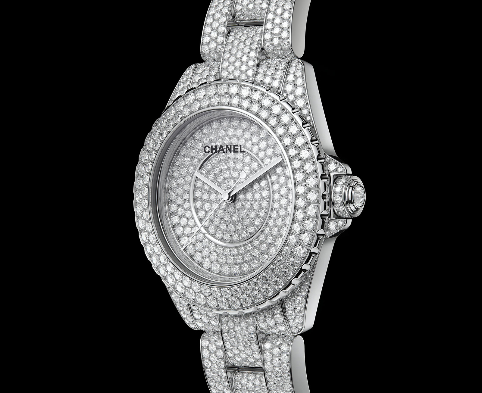Chanel J12 high jewellery H6159