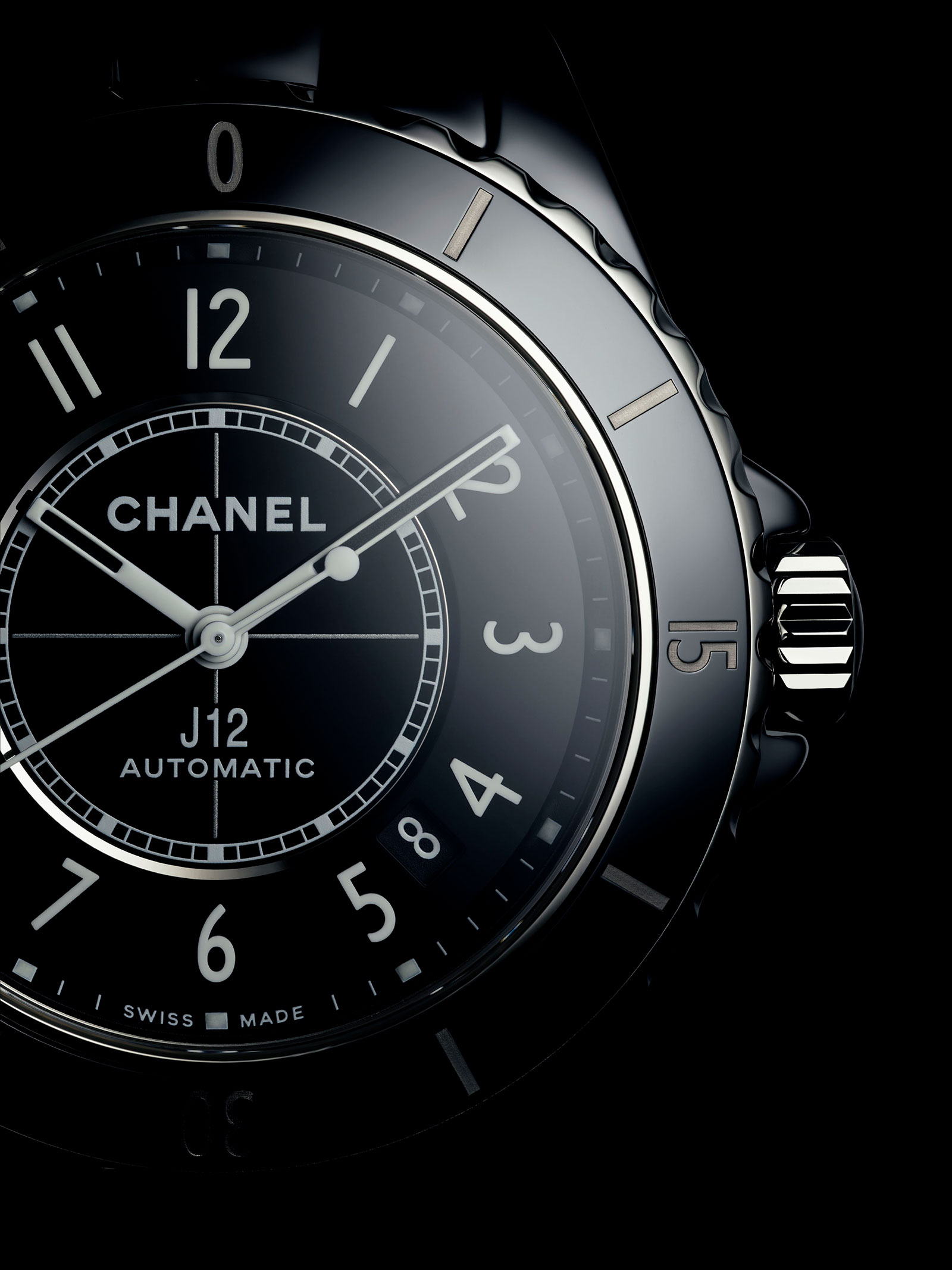 Chanel J12 new H5697 dial 2