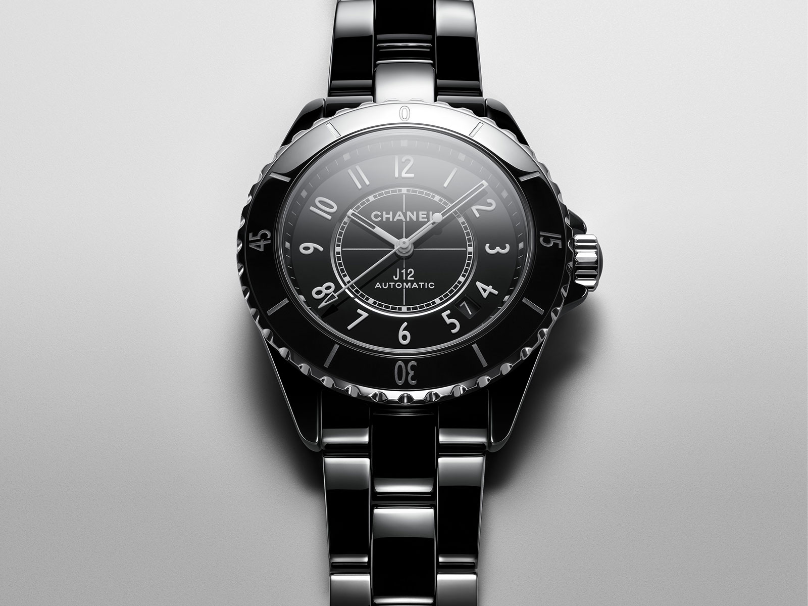 The New Chanel J12 With Manufacture Movement All You
