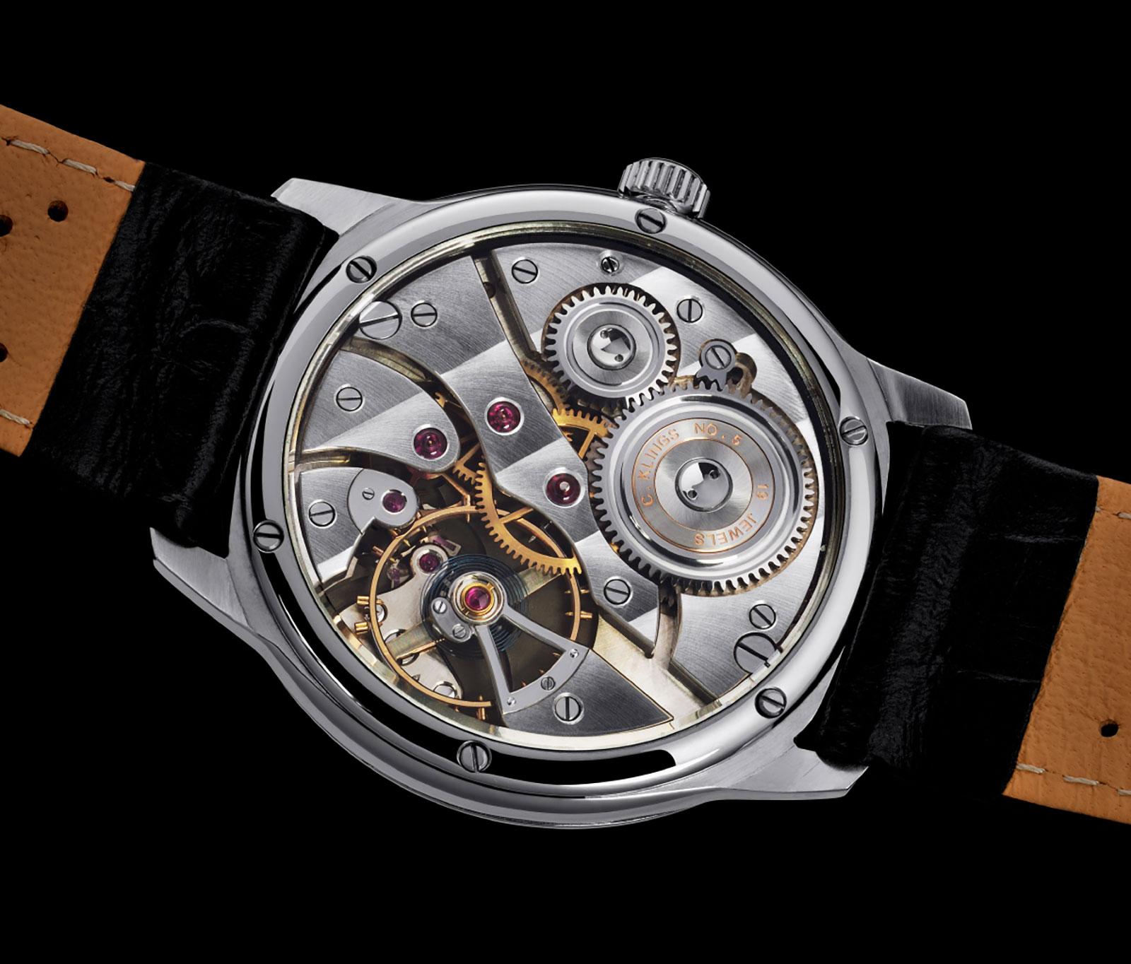 Christian Klings Visibility wristwatch no 5 1