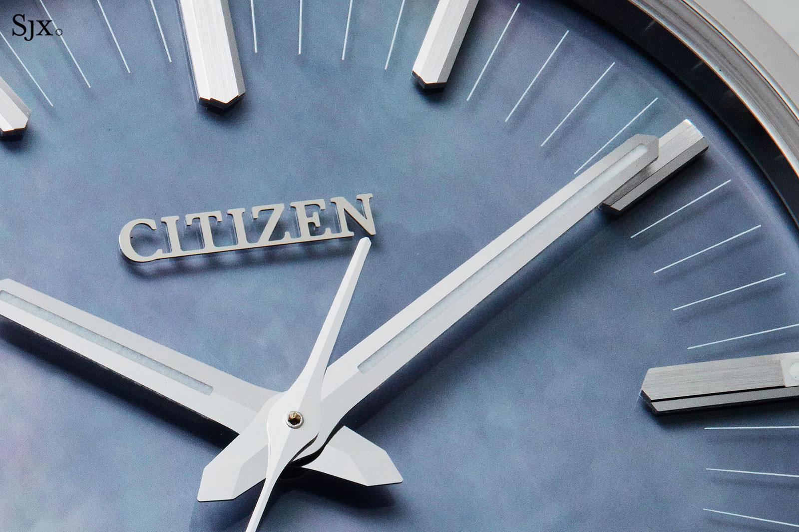 Citizen Caliber 0100 titanium limited edition 3