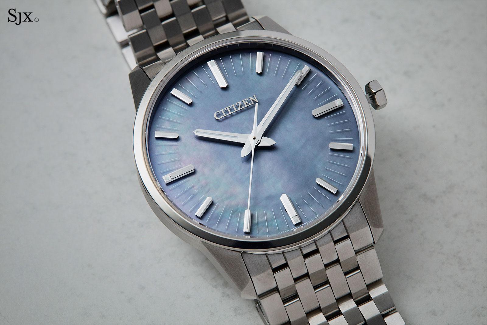 Citizen Caliber 0100 titanium limited edition 6