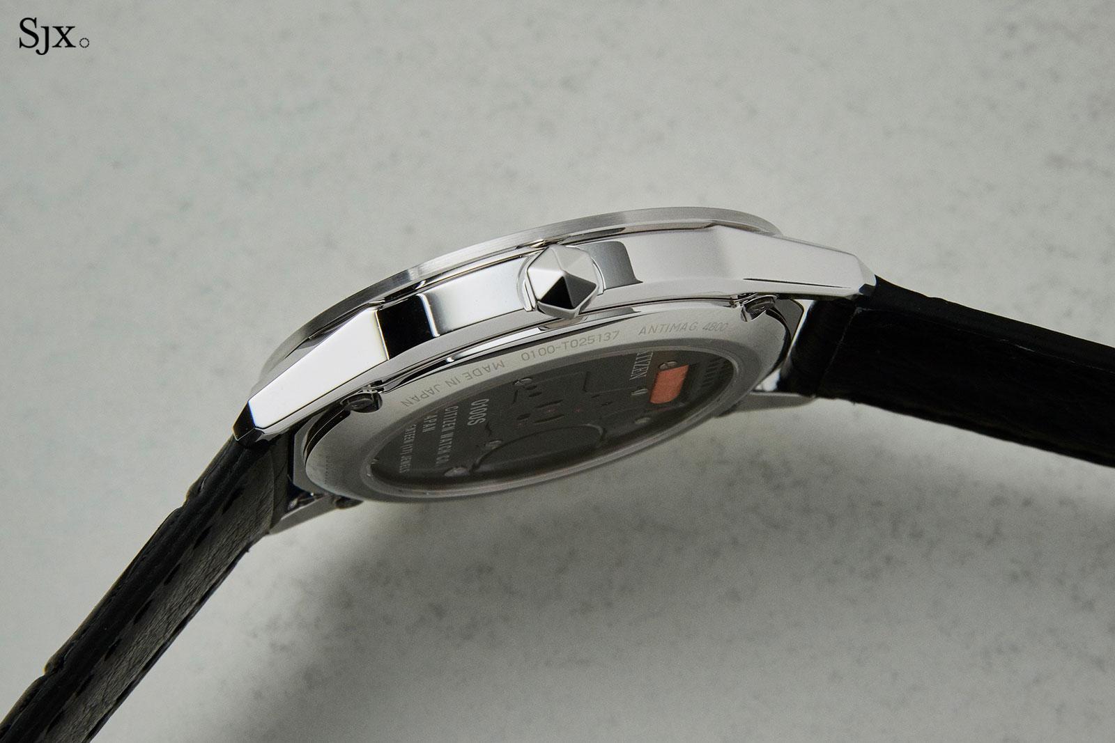 Citizen Caliber 0100 white gold AQ6010-06A-4