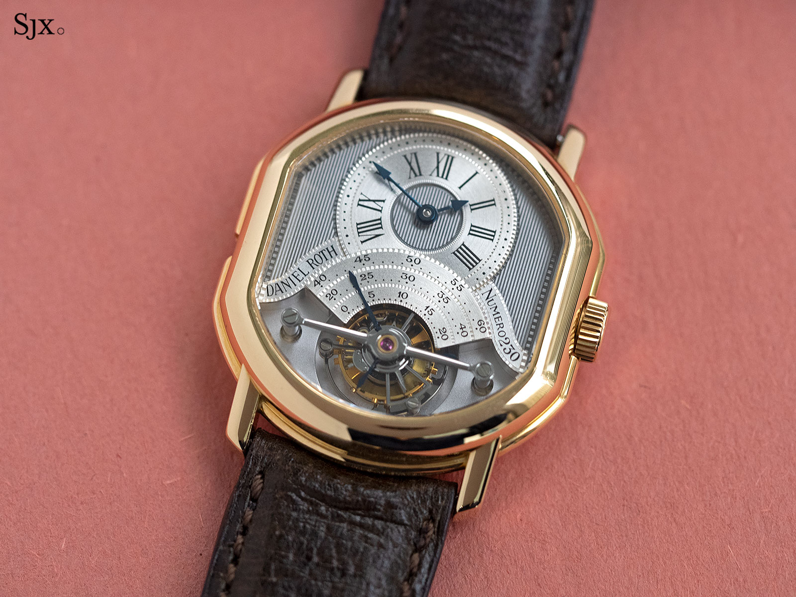 Daniel Roth tourbillon double face 187 1