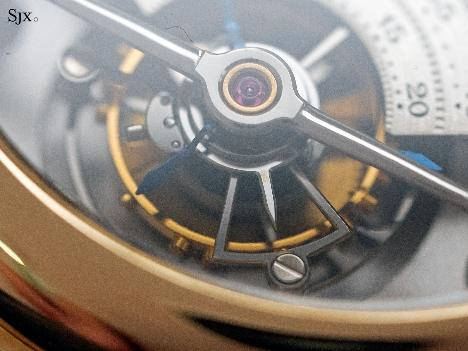 Daniel Roth tourbillon double face 187 4