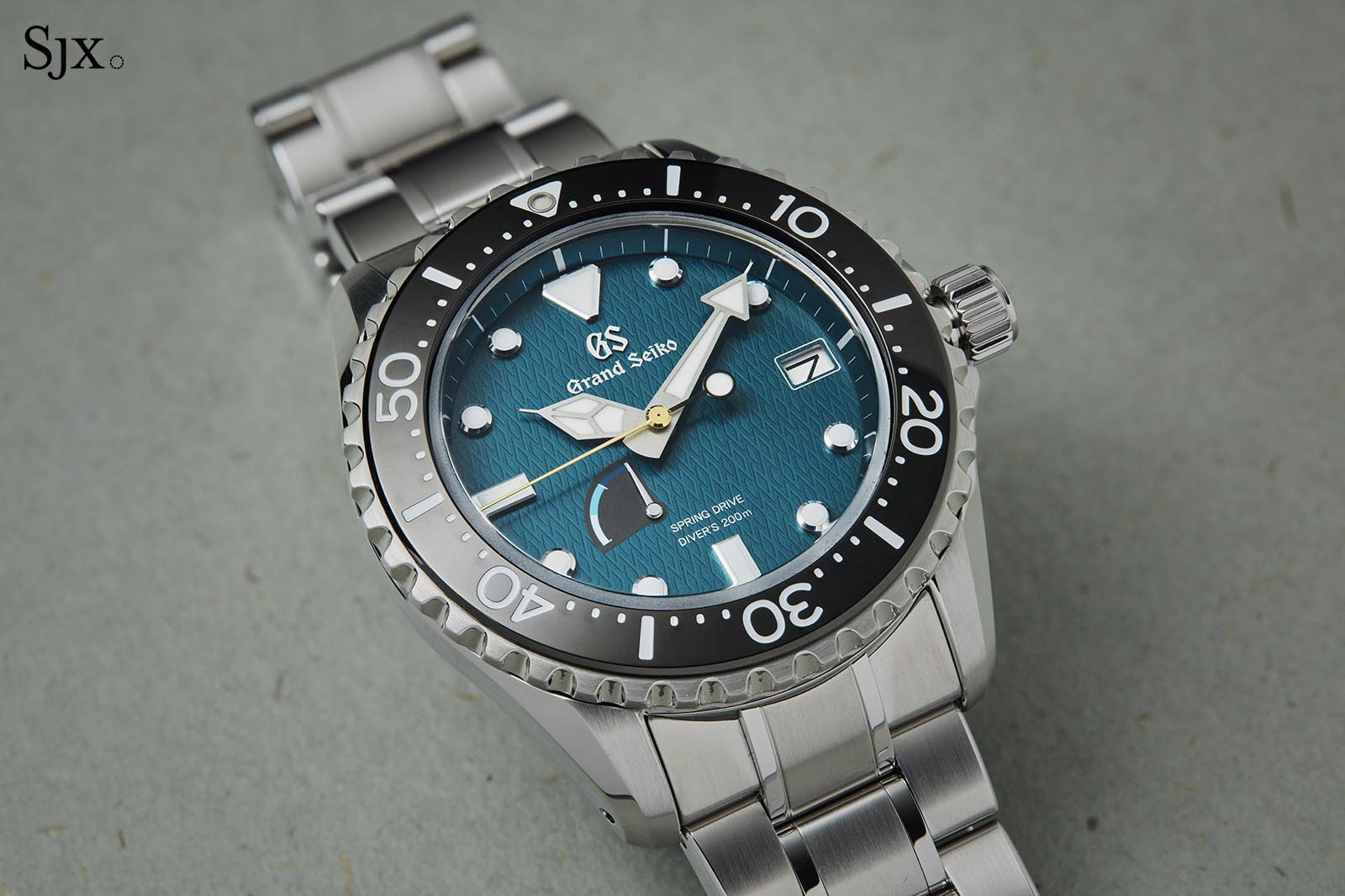 Grand Seiko 9R Spring Drive Asia Limited Edition SBGA391G