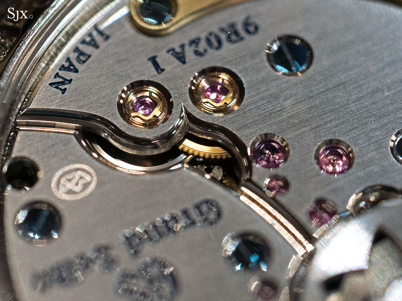 Grand Seiko Spring Drive 9R02 movement 3
