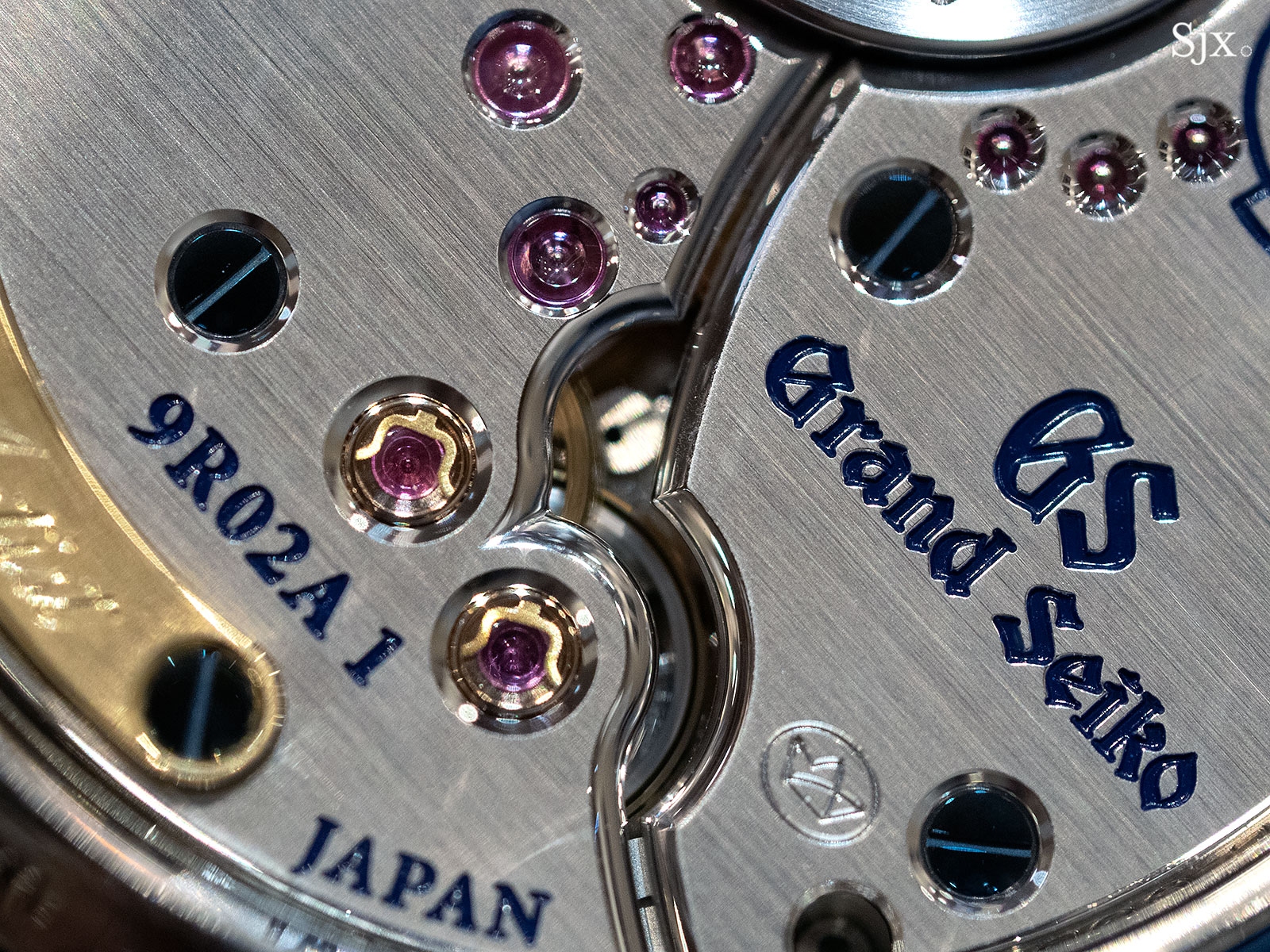 Grand Seiko Spring Drive 9R02 movement 7