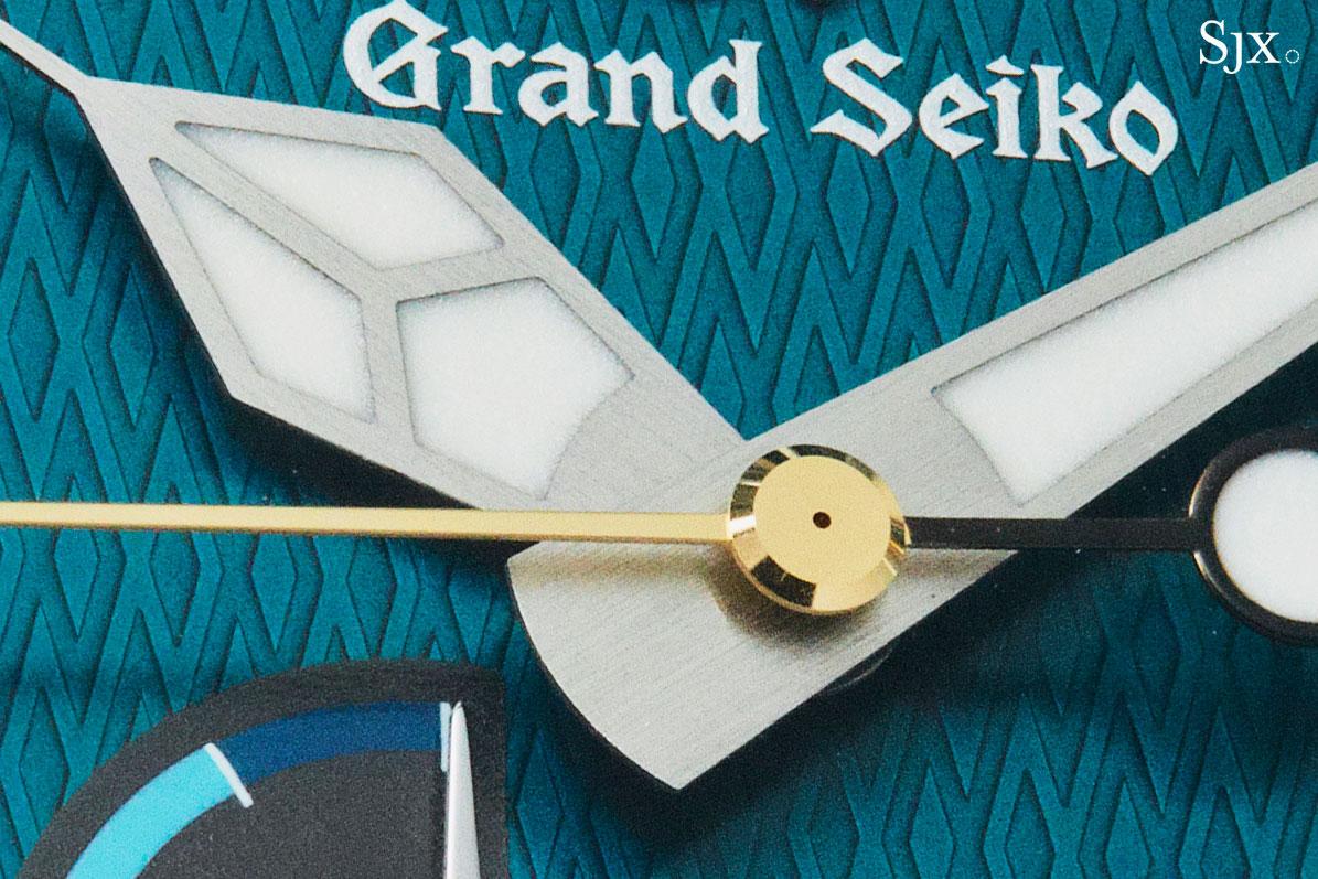 Grand Seiko Spring Drive Diver Asia Edition 3