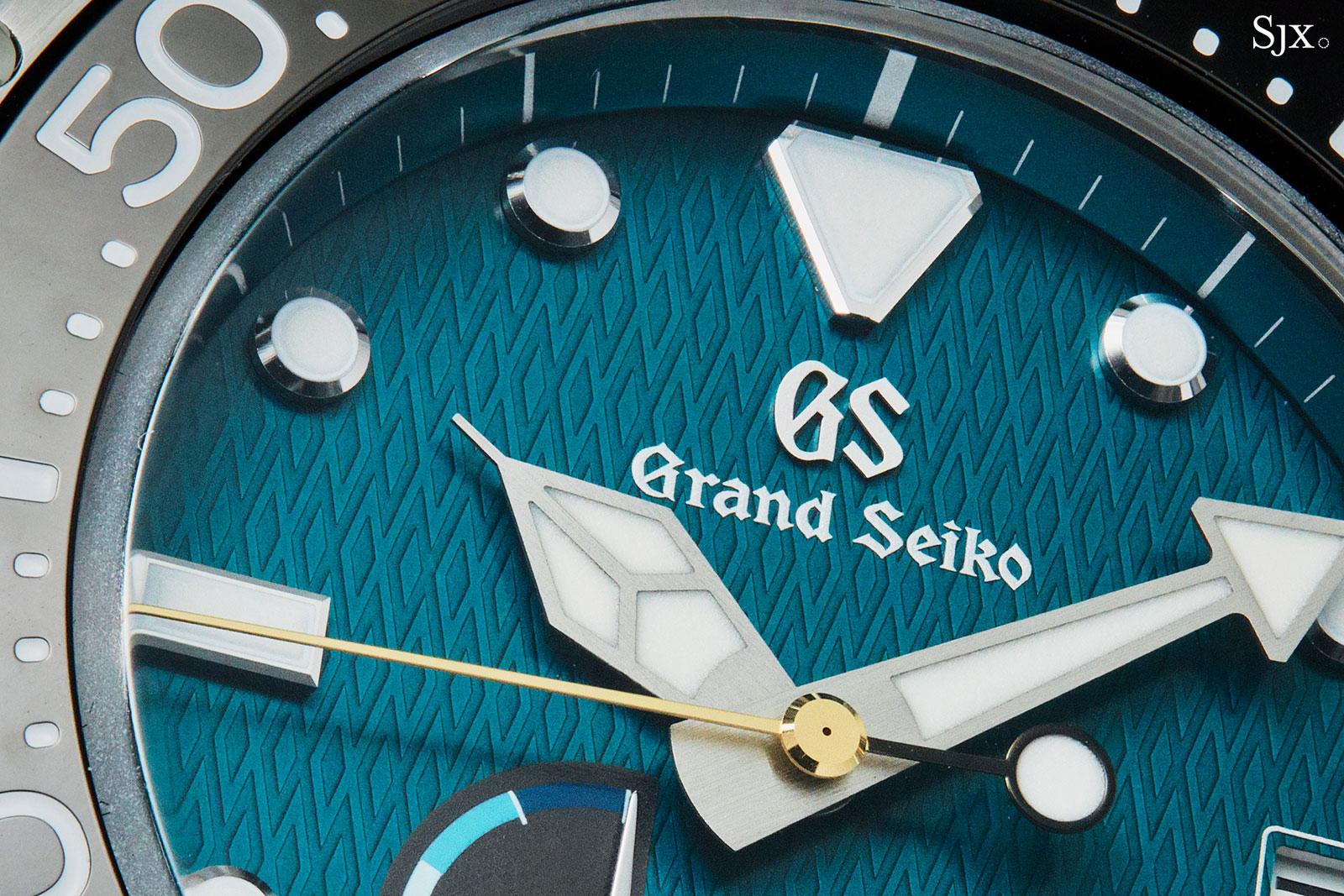 Grand Seiko Spring Drive Diver Asia Edition 5