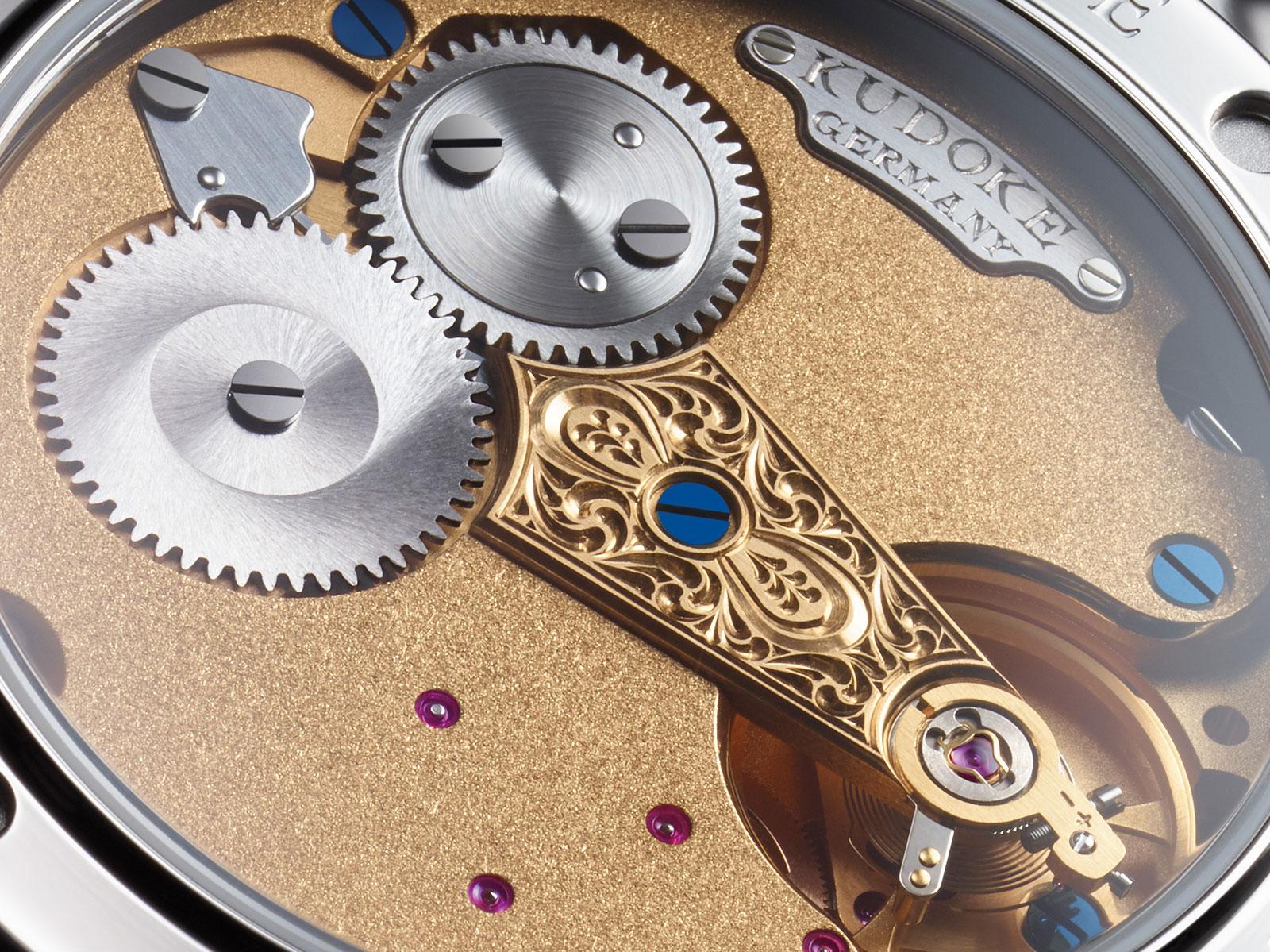 Kudoke Kaliber 1 watch movement 1