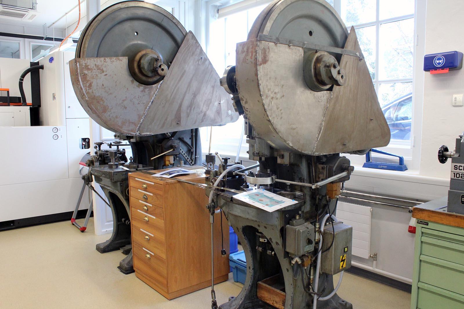 Montblanc Manufacture Le Locle 1.2