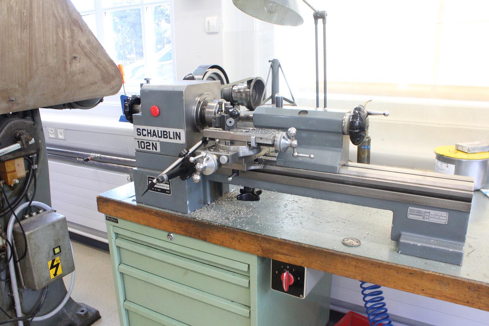 Montblanc Manufacture Minerva 2.4