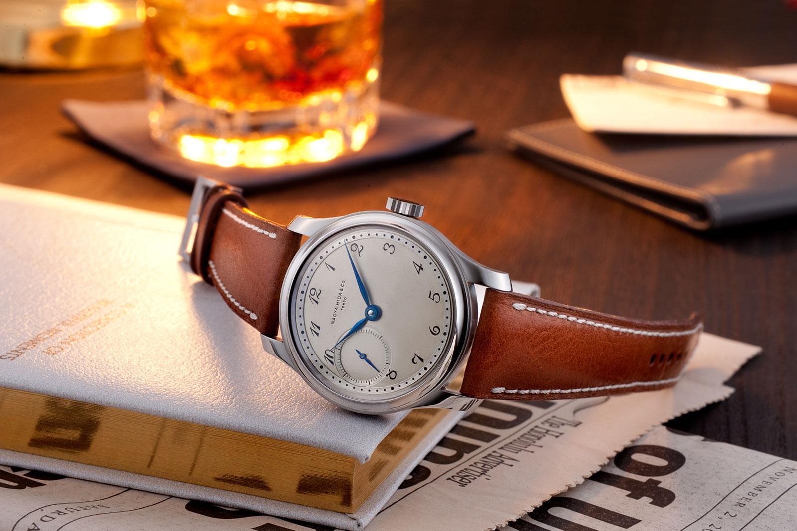 Naoya Hida NH Type 1B watch 7