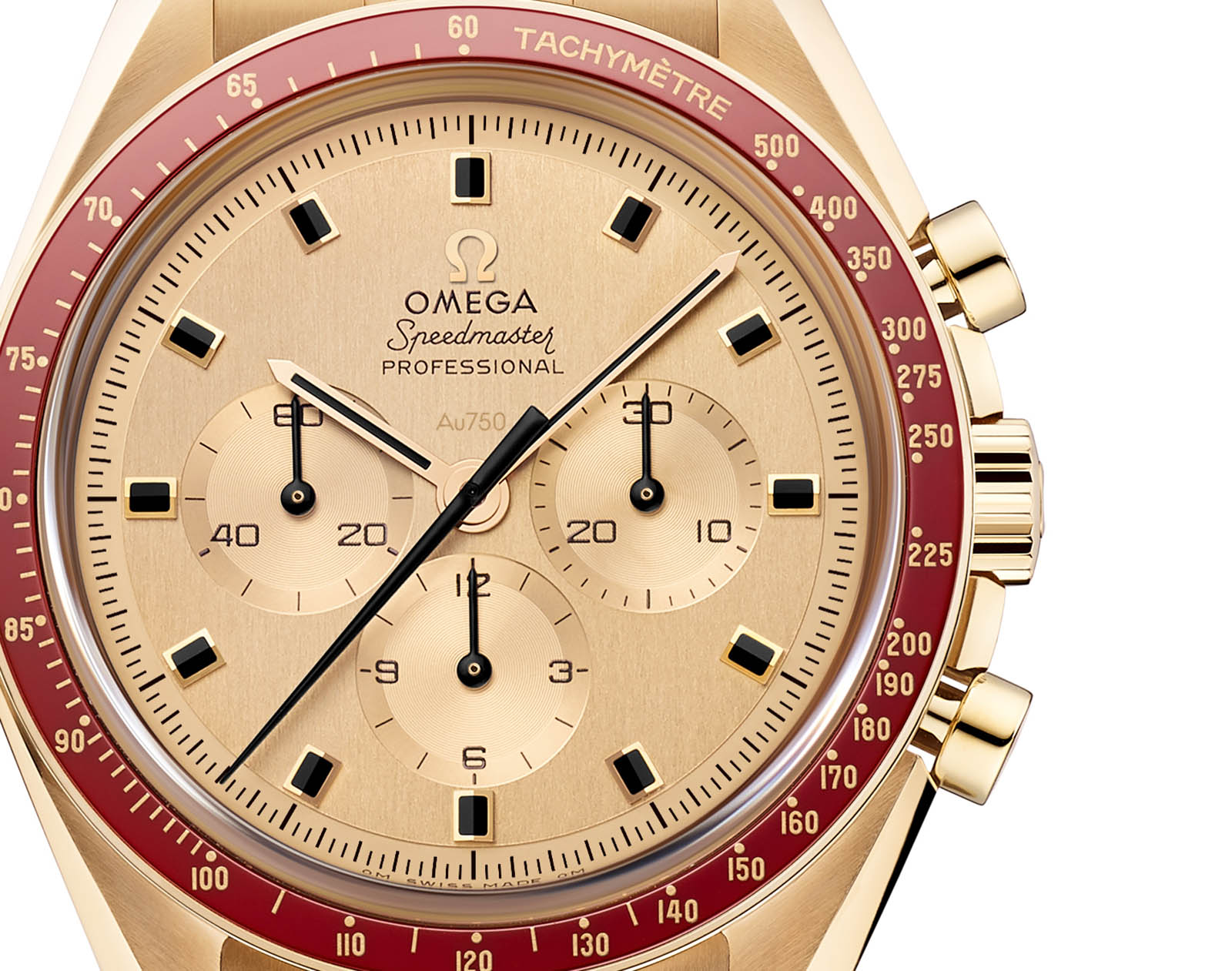 Omega Speedmaster Apollo 11 Anniversary Limited Edition 7