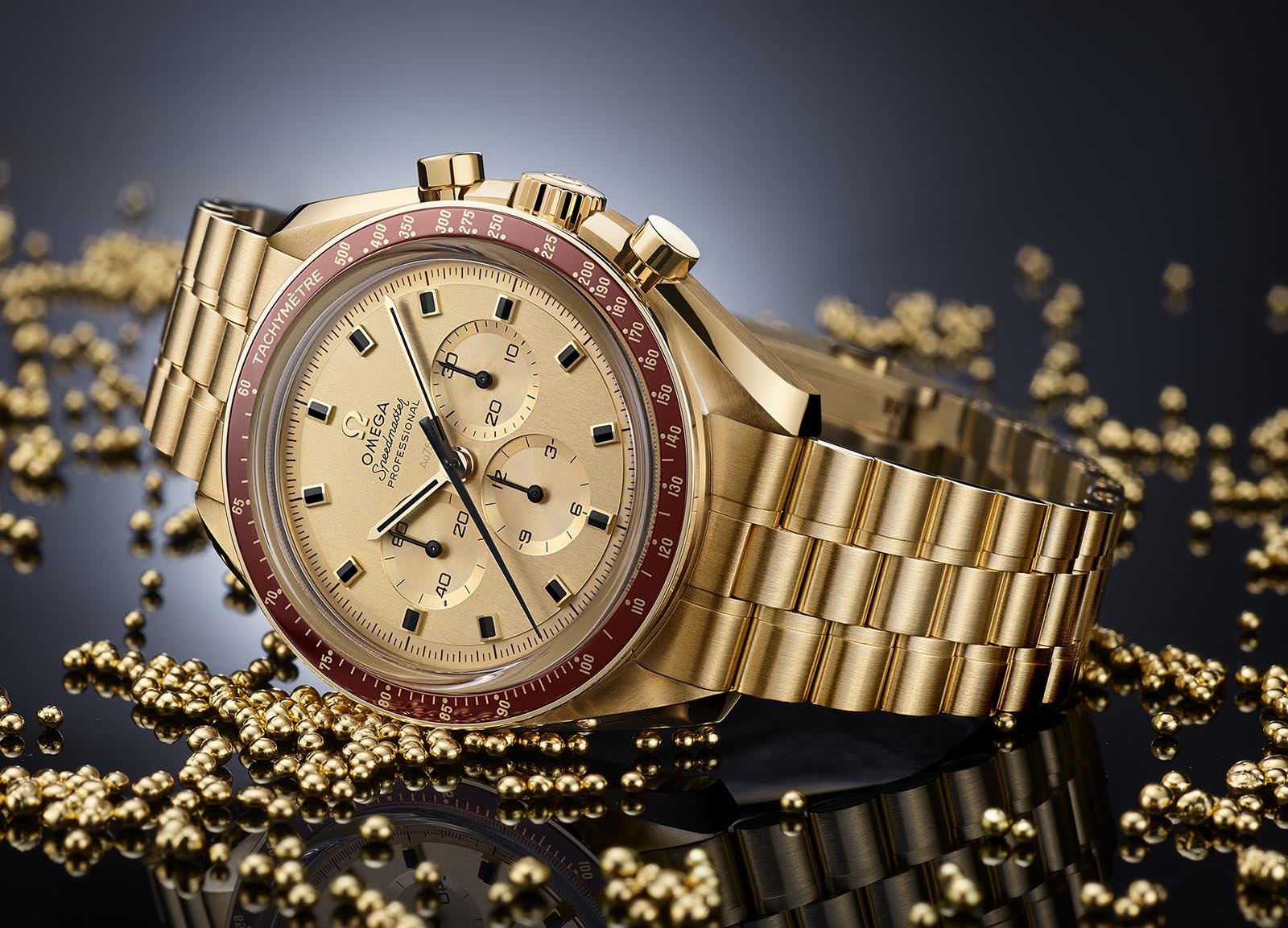 Omega Speedmaster Apollo 11 Anniversary Limited Edition 8