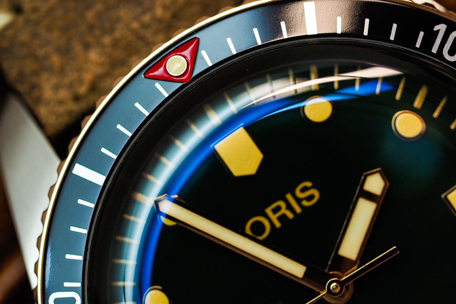 Oris Diver 65 CTIME 3