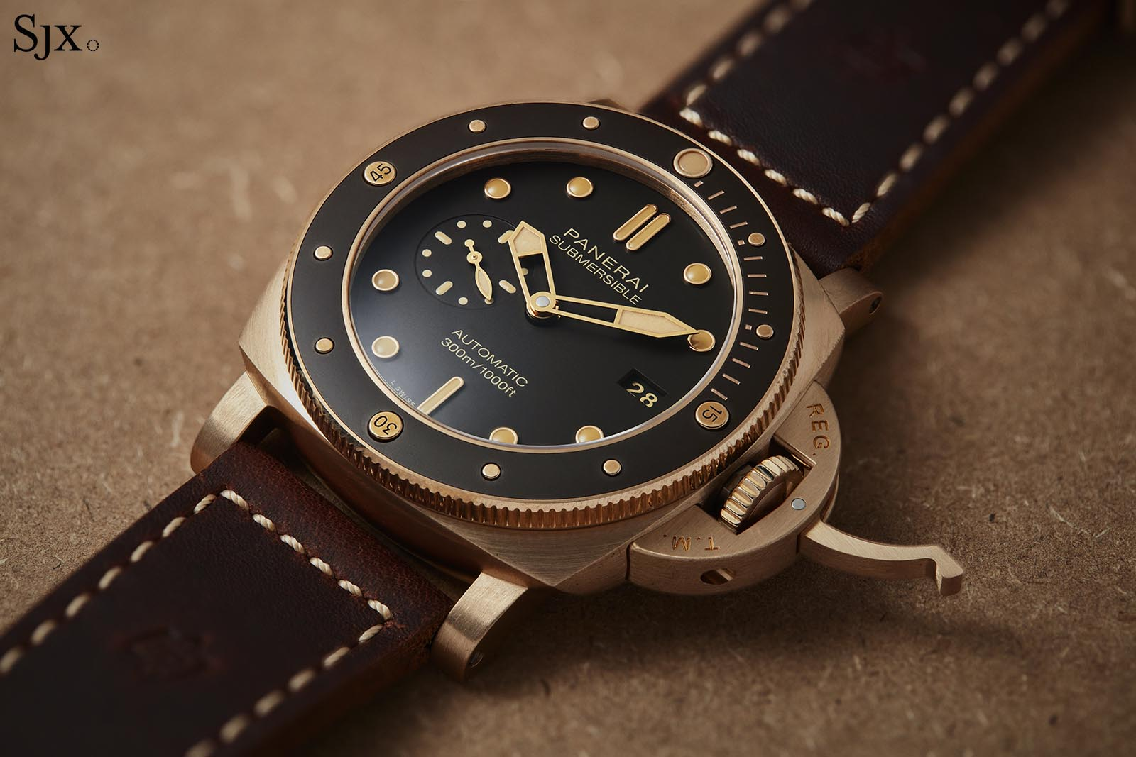 Panerai Submersible Bronzo PAM 968_1