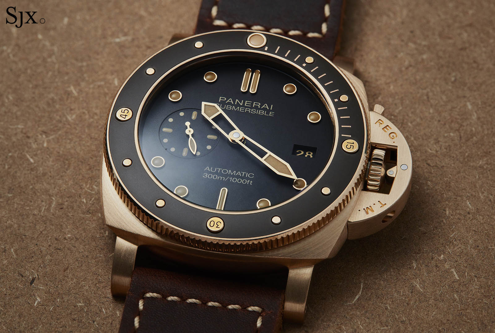 Panerai Submersible Bronzo PAM 968_3