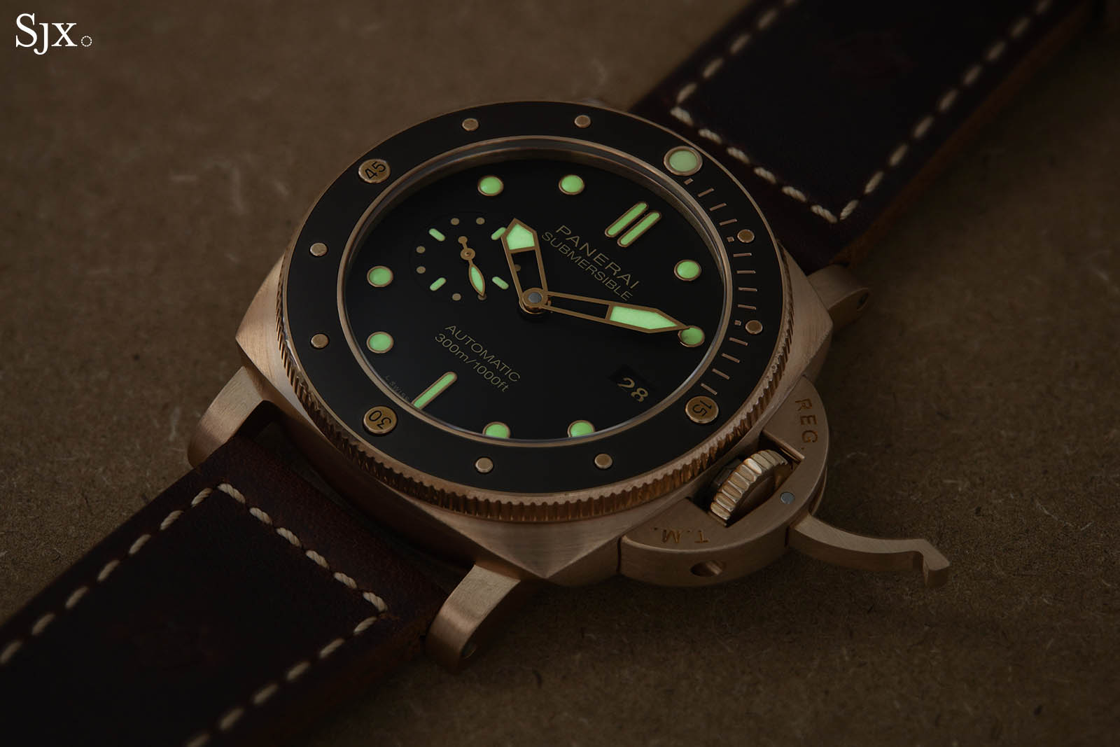 Panerai Submersible Bronzo PAM 968_4